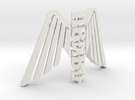 Honda Statuette Logo Sculpture in White Strong & Flexible