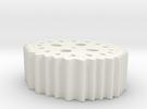Juliahyperbulb-x^-2-it=7-x=-006 in White Strong & Flexible