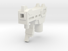 Mp5K Kup version in White Strong & Flexible
