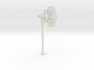 Tfa Optimus Prime Ax in White Strong & Flexible