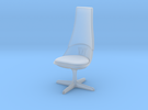 TOS 2.0 Chair - 1/32 Bridge Model in Frosted Ultra Detail