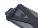 iPhone5/5S HiLO X Grip Case in Black Strong & Flexible