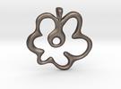 Gemini Flower in Stainless Steel: Small