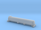 BNSF LNG Tender - HOscale in Frosted Ultra Detail