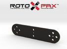 AJ10040 RotopaX Mount in Black Strong & Flexible