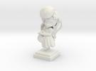 Flower Girl in White Strong & Flexible