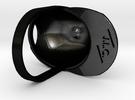 Caskate Brand JLC Size 8.5 in Matte Black Steel