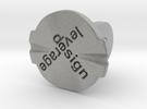 GoPro Double QT Mount in Metallic Plastic