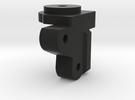 CMAX+SCX2 axle Front Left Coil Bucket in Black Strong & Flexible