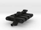 Lenkhebel  V2 Spar Set in Black Strong & Flexible
