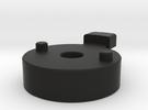 SX-64 Handle Lock Dummy in Black Strong & Flexible