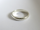 Ring T63 in Premium Silver