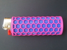 BIC Sleeve Honey in Pink Strong & Flexible Polished