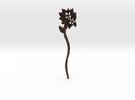 Everspring Hairstick in Matte Bronze Steel