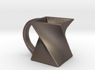 Twist Mug in Stainless Steel
