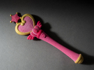 Heart Wand in White Strong & Flexible