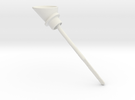 Oil Funnel 500 in White Strong & Flexible