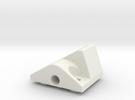 TopCaseLatch in White Strong & Flexible