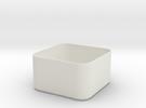 3x3 Shapeways OUTSIDE in White Strong & Flexible