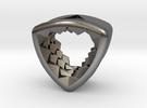 Stretch Diamond 18 By Jielt Gregoire in Polished Nickel Steel