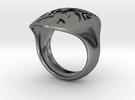 face recessed size 5 in Premium Silver