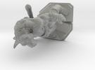 Minotaur 2 in Metallic Plastic
