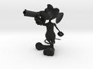 Dirty Rat -Gun Small v4 in Black Strong & Flexible