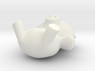 Piggeh in White Strong & Flexible