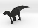 Gryposaurus Dinosaur Small HOLLOW in Black Strong & Flexible