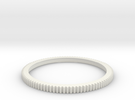gear ring in White Strong & Flexible