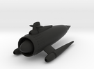 spacesub in Black Strong & Flexible