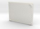 arduino enclosure bottom in White Strong & Flexible