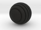 Kugel_2 in Black Strong & Flexible