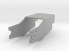 DARwIn-OP upgraded leg part 17 in Metallic Plastic