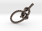 Bowline 4in in Stainless Steel