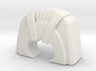 Rekki-Maru Pommel in White Strong & Flexible