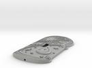 Sun & Moon Switchplate in Metallic Plastic