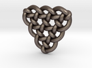 Celtic Knots 10 (small) in Stainless Steel