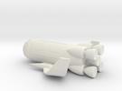 NASC B9 Heavy Lander in White Strong & Flexible