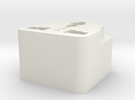 Customized Adaptor in White Strong & Flexible