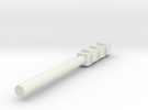 rod with handle in White Strong & Flexible