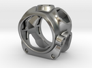 1086 ToolRing - size 8 (18,19 mm) in Raw Silver