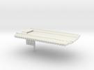 Fleet Scale Series 1: Terran Fleet Carrier in White Strong & Flexible