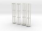 Mähdrescherhaspel für Lexion V1050 1/87 in White Strong & Flexible