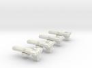 Fleet Scale Series 2 Alien Light Escort in White Strong & Flexible
