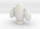 Rocket Bot Stellar Robot in White Strong & Flexible