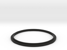 Technika 6x9 board light baffle in Black Strong & Flexible