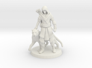 Elven Archer / Beastmaster (Large) in White Strong & Flexible