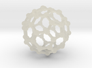 Fullerene (C60) or Buckyball in Transparent Acrylic