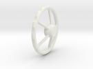 handwheel D20 T5 in White Strong & Flexible